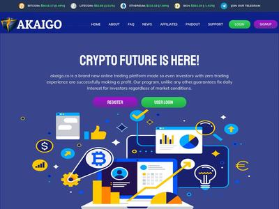 [SCAM] akaigo.co - Min 1$ (Hourly For 24 Hours) RCB 80% Akaigo.co