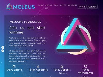 ancleus.biz