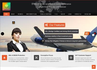 ARC MONEY screenshot