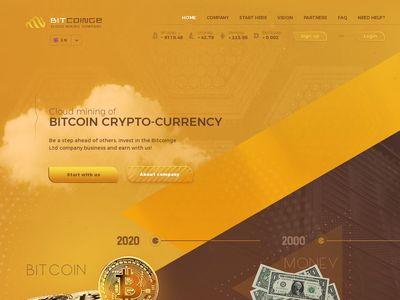 BITCOINGE - bitcoinge.biz