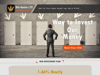 [SCAM] bitehasher.com - Min 3$ (Hourly For 70 Hours) RCB 80% Bitehasher.com