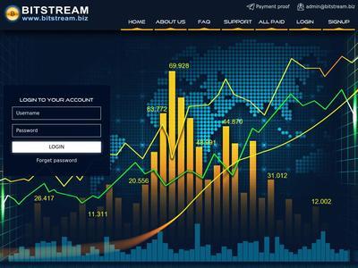 [SCAM] bitstream.biz - Min 1$ (Hourly For 39 Hours) RCB 80% Bitstream.biz