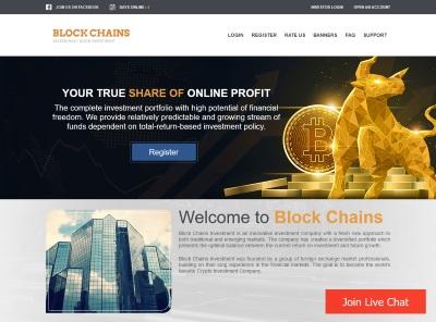 blockchains.bar