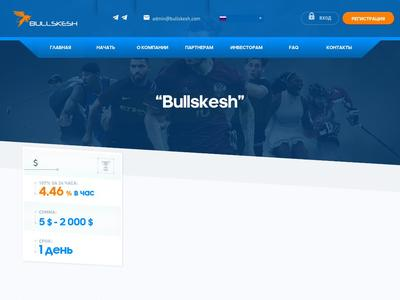 [SCAM] bullskesh.com - Min 5$ (Hourly For 24 Hours) RCB 80% Bullskesh.com