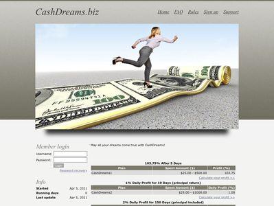 cashdreams.biz