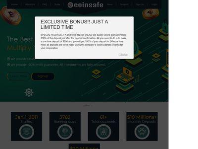 coin-safe.net