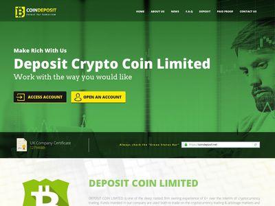 coindeposit.net