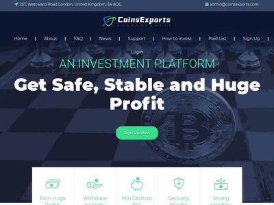 coinsexports.com