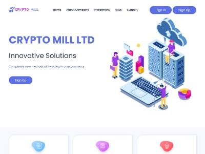 crypto-mill.ltd
