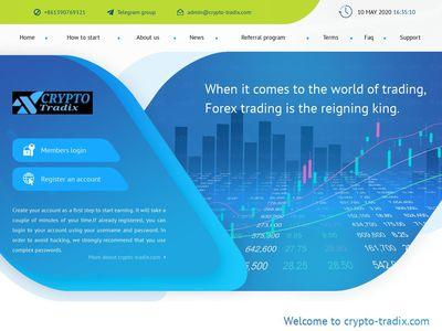 crypto-tradix.com