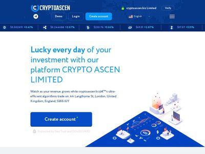 cryptoascen.biz