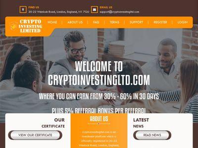 cryptoinvestingltd.com