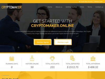 cryptomaker.online