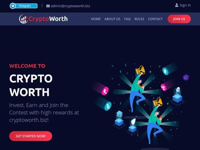cryptoworth.biz