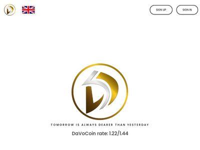davocoin.com