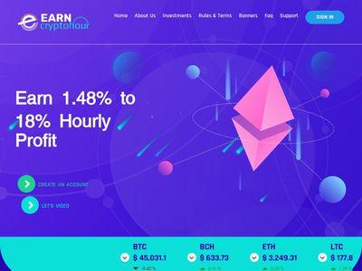 earncryptohour.com