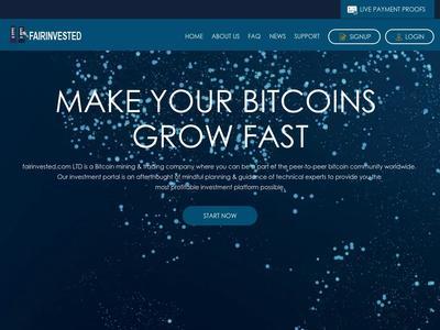 [SCAM] fairinvested.com - Min 1$ (Hourly For 3 Hours) RCB 80% Fairinvested.com