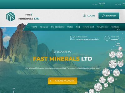 Fastminerals.io Review: LEGIT or SCAM?