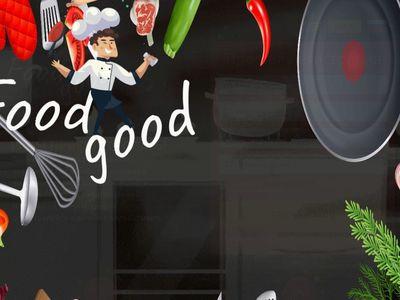"[CERRADA] food-good.biz - Min 10 Rublos (Chef ""Tomas"" AS A GIFT) RCB 80% Food-good.biz"