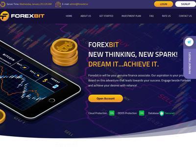 FOREXBIT - forexbit.io