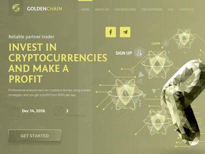 [SCAM] goldenchain.biz - Min 10(AFTER 1-45 DAYS/DAILY FOR 35 DAYS) RCB 100% Goldenchain.biz