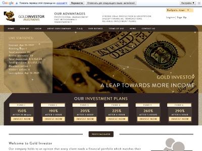 goldinvestor.top