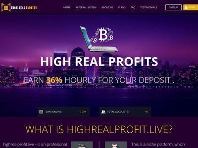 highrealprofit.live