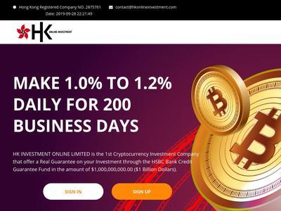 Hk Online Investment - Hkonlineinvestment.com Hkonlineinvestment.com
