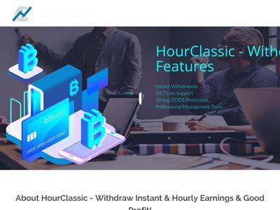 [SCAM] hourclassic.com - Min 10$ (hourly for 80 hours) RCB 80% Hourclassic.com