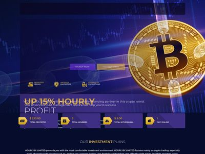 [SCAM] hourlyex.com - Min 1$ (Hourly For 50 Hours) RCB 80% Hourlyex.com