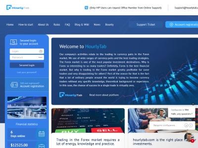 [SCAM] hourlytab.com - Min 5$ (hourly for 90 Hours) RCB 80% Hourlytab.com