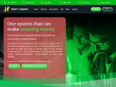 hourpaysystem.com