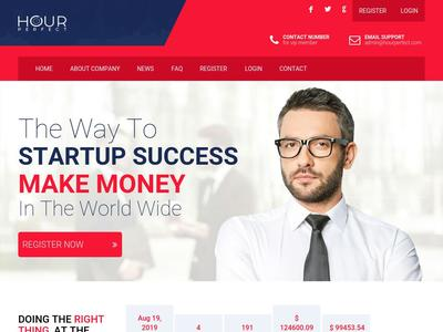 [PAYING] hourperfect.com - Min 10$ (hourly for 80 hours) RCB 80% Hourperfect.com