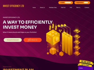 INVEST EFFICIENCY LTD - investefficiency.biz Investefficiency.biz