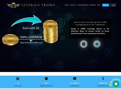 leveragetrades.com