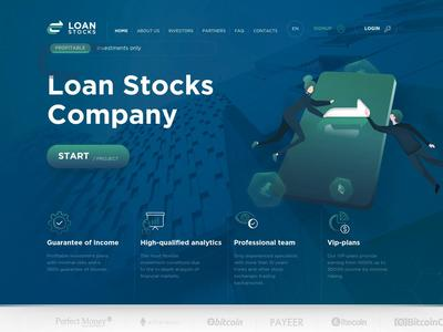 [SCAM] loan-stocks.com - Min 10% (After 1 Day) RCB 80% Loan-stocks.com