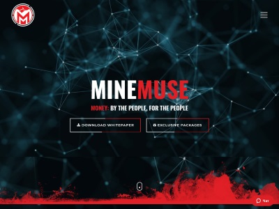 [SCAM] minemuse.io - Min 20$ (daily for 20 Business Days) RCB 80% Minemuse.io