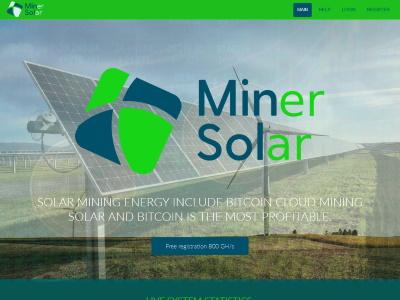 minersolar.net