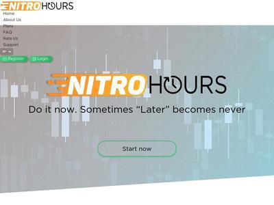 [SCAM] nitrohours.com - Min 1$ (Hourly For 3 Hours) RCB 80% Nitrohours.com