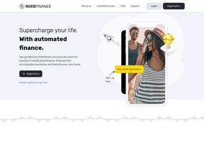 nixofinance.com