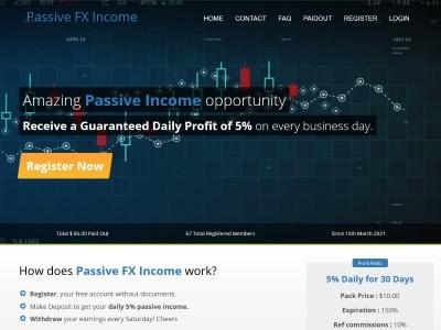 passivefxincome.net