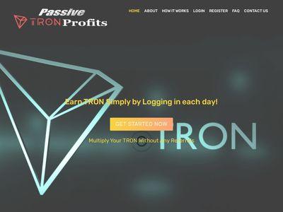 passivetronprofits.com
