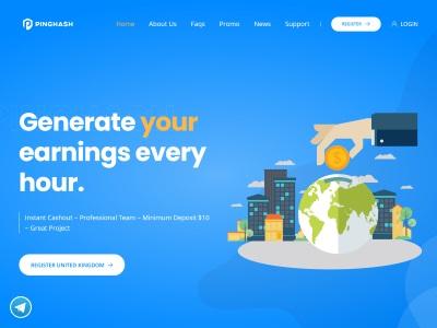 pinghash.com