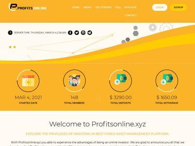 profitsonline.xyz