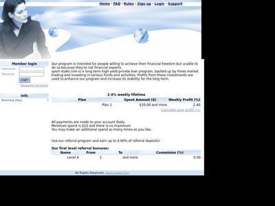 [SCAM] SPORT STAKE - sport-stake.com - RCB 80% - 104% depues 1 dia - Min 20$ Sport-stake.com