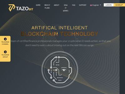 tazobit.com