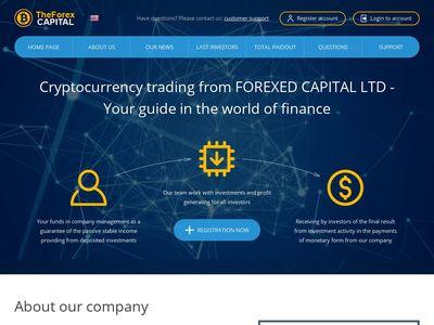 theforexcapital.com