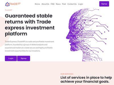 tradexp.net