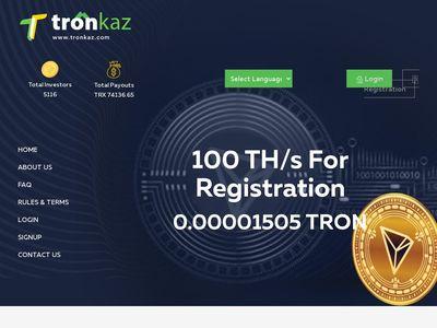 tronkaz.com
