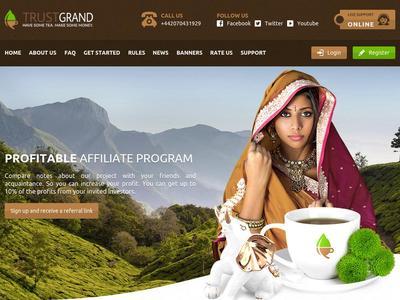 [SCAM] trust-grand.com - Min 1$ (Hourly For 3 Hours) RCB 80% Trust-grand.com
